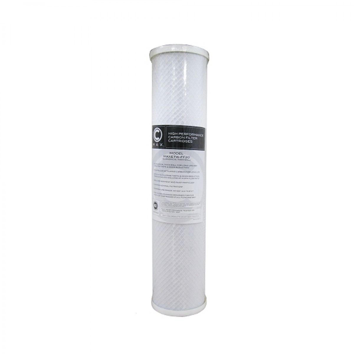 Watts Water Filter Replacement Watts Maxetw Ff20 C Max Whole House Replacement Filter