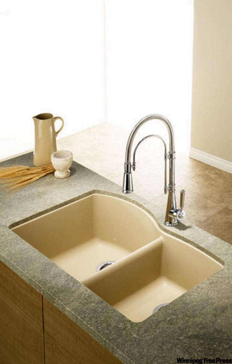 Blanco Sinks Canada Todayâ S Busy Kitchen Must Be Functional Winnipeg Free Press Homes