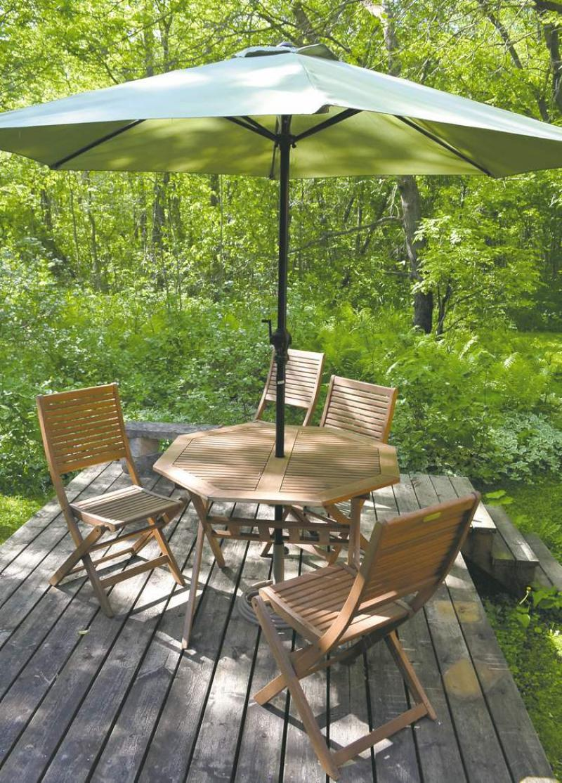 Patio Furniture Winnipeg Pamper Your Patio Winnipeg Free Press Homes
