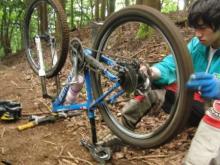 われらがWFR ★ 早稲田大学山岳サイクリング部動画日記-チェーンリングが