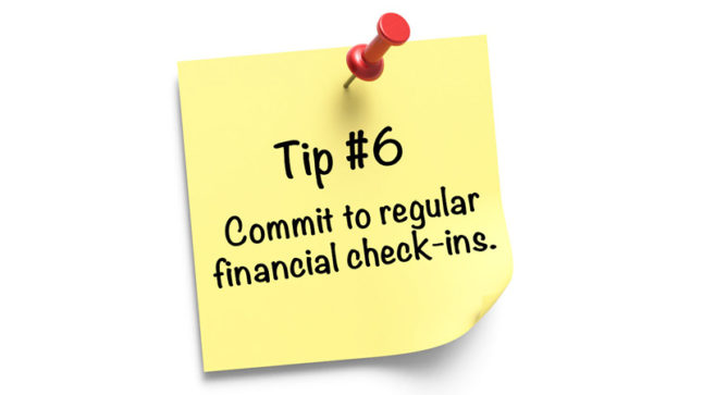 6 smart money tips for college students