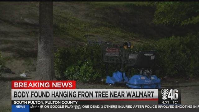 Woman\u0027s body found attached to tree outside Walmart location News - walmart norwich