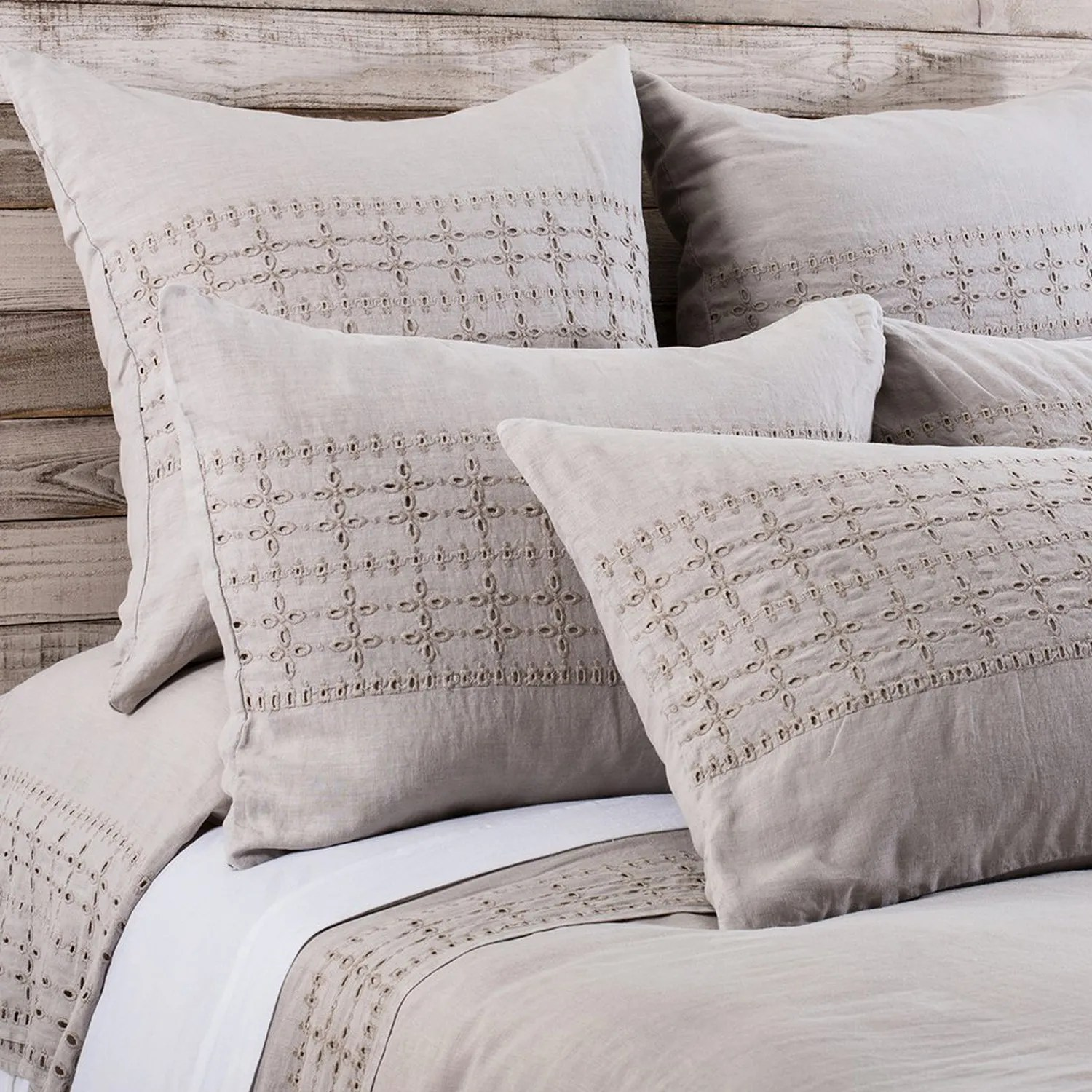 Quilt Cover King Layla Taupe King Duvet Cover