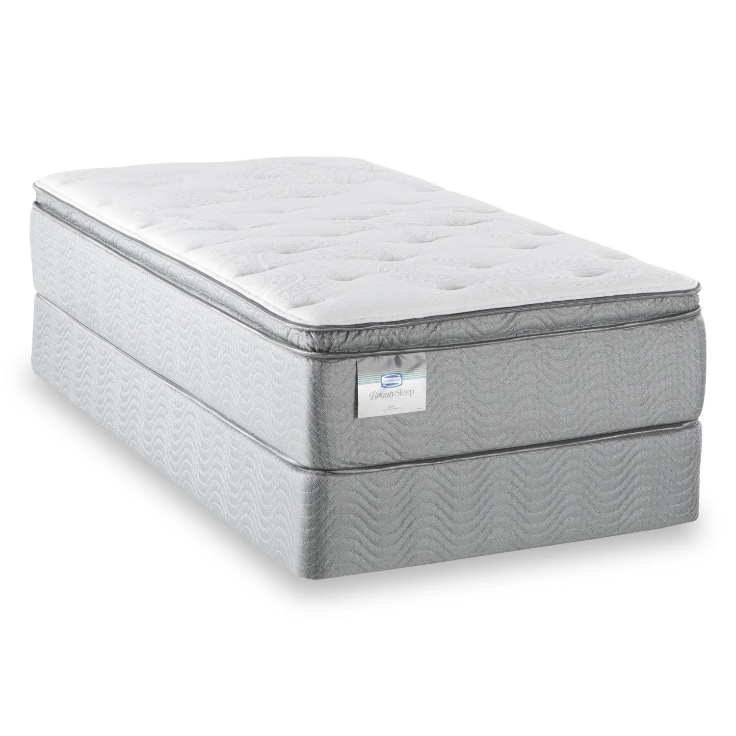 Pillow Top King Mattress Beautysleep Elias Lux Firm Pillow Top King Mattress