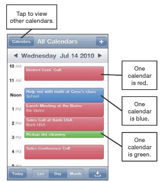 Add New Google Calendar Cannot Sync Google Calendar Adding Other Calendars To Your Iphone Manage Your Busy Life On Your Iphone