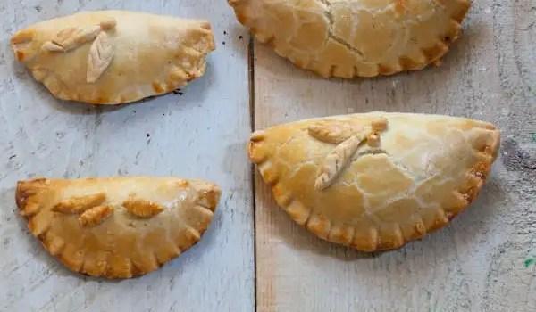 Savory Sausage, Apple-Sage Hand Pies
