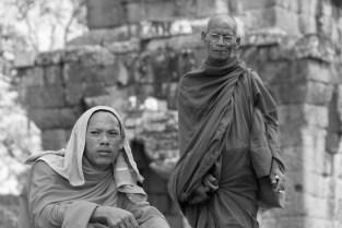 Angkor Monks