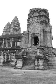 Kristin & Justin in Angkor Wat