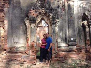 Kristin & Justin Butler Pagoda