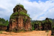 My Son Sanctuary in Vietnam