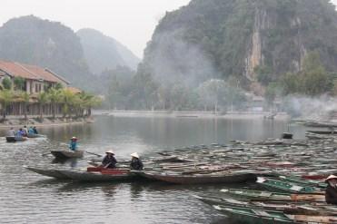 Tam Cot Boat Jetty