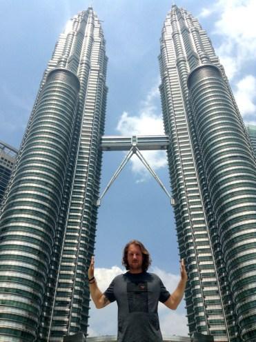 Justin Butler Petrona Towers