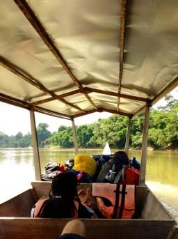 Taman Negara Boat Ride