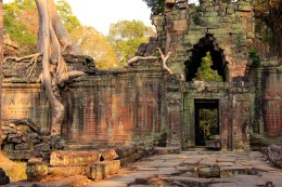 Amazing Angkor Temple