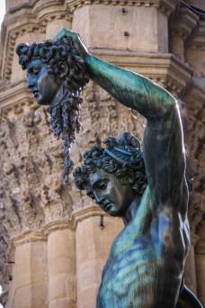 Perseus Beheads Medusa