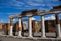 Pillars of Pompeii
