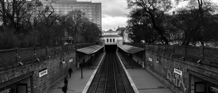 Stadt Train Park Station