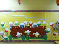 Humpty Dumpty Bulletin Board  Rhyming Words/ Word Family ...