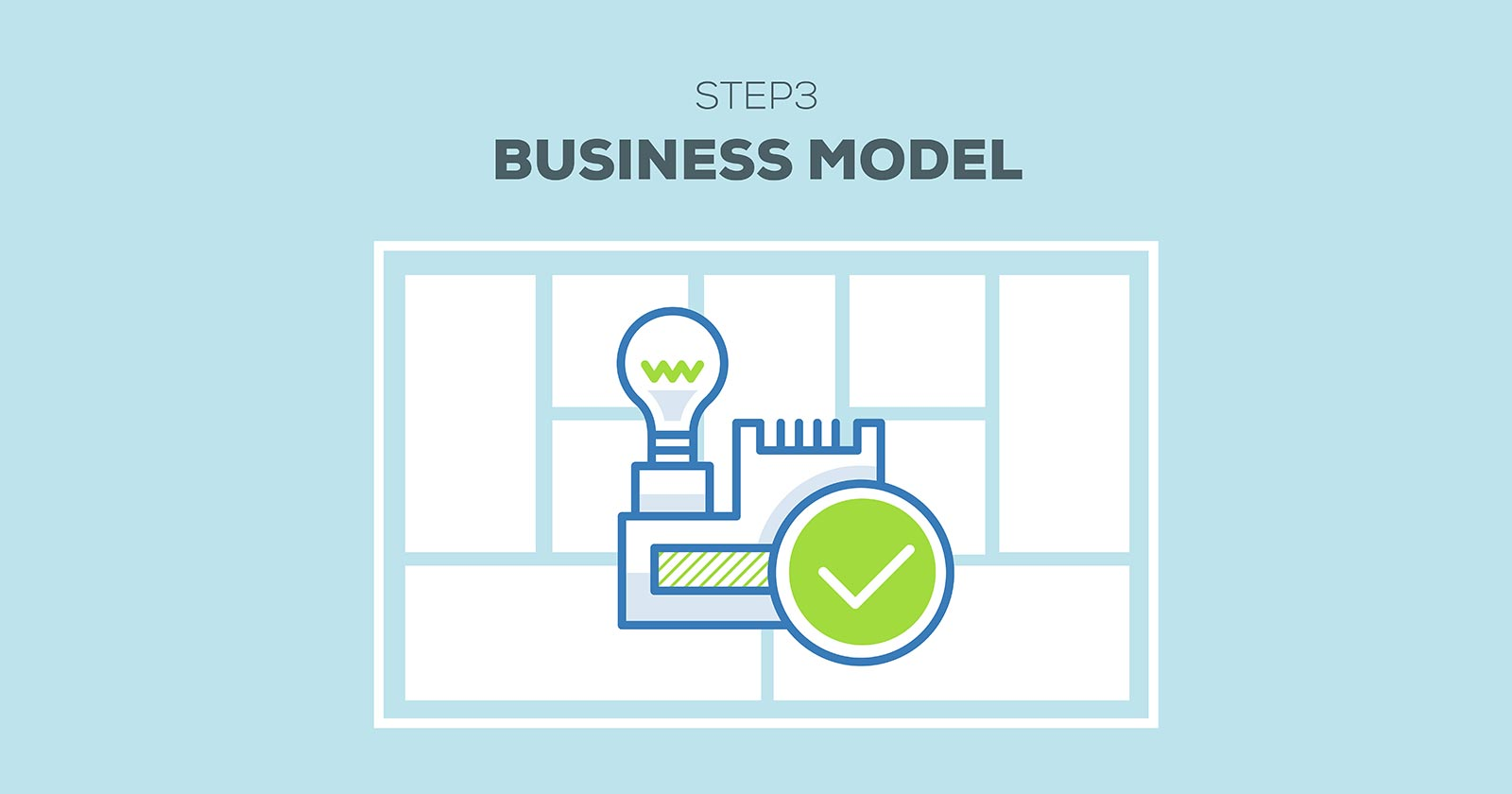 Business Step Step 3 Draft Your Business Model 6 Steps To Turn Your Business