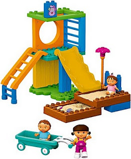 Lego Duplo Dora S Treasure Island Playset