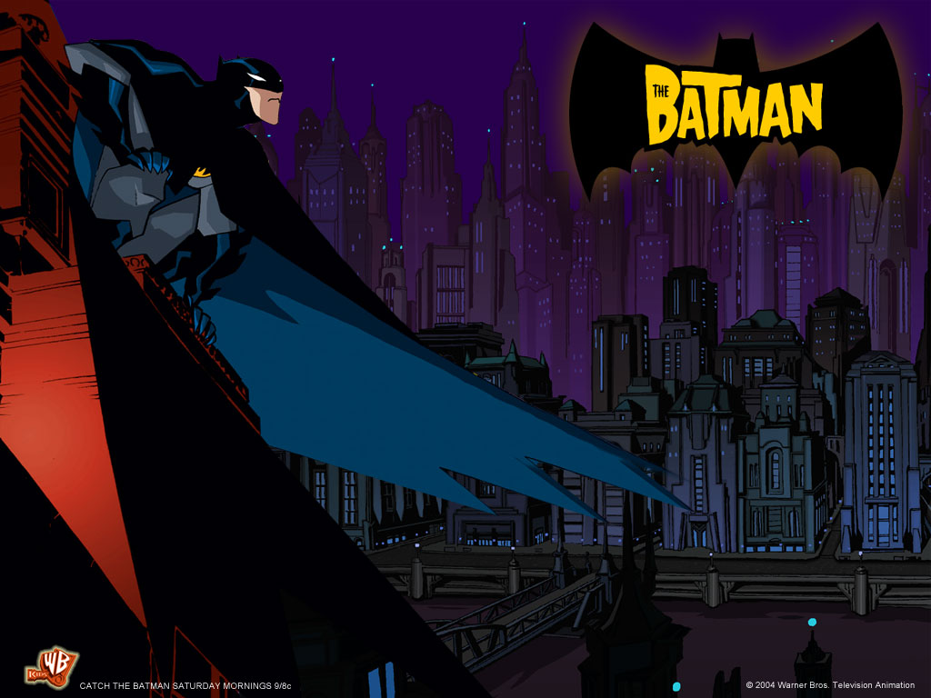 Fall Cartoon Wallpaper The Batman Animated Series Review What Cha Reading