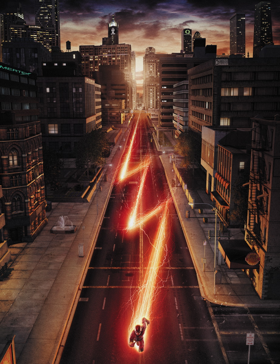 Fall Woodsy Pc Wallpaper The Flash Season Zero 4 Review What Cha Reading