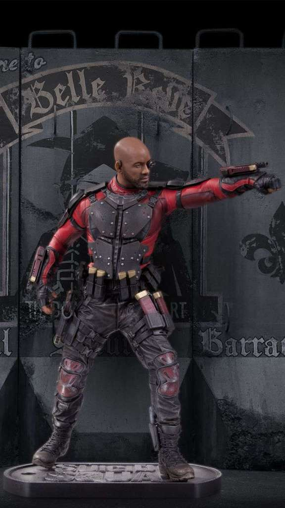 Own The Bad Guys This July Suicide Squad Statues What