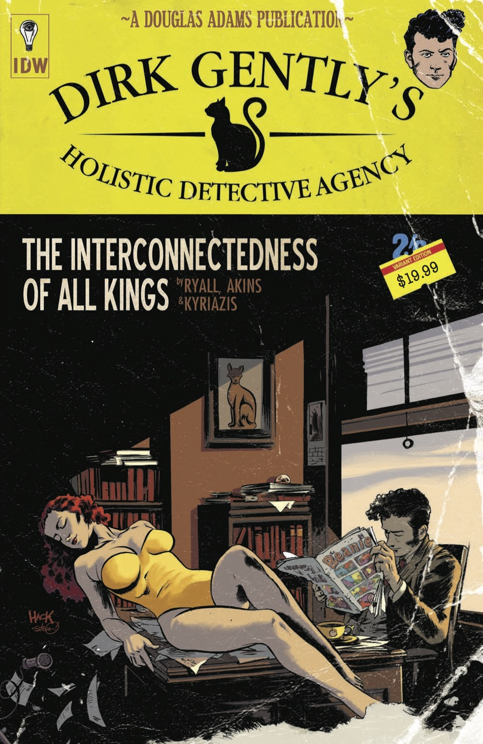 Kings Fall Wallpaper Dirk Gently Interconnectedness Of All Kings Is A Return To