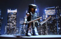 Ninjak & Shadowman Minimates Two-Pack - from Valiant & Diamond Select Toys - Spring 2016