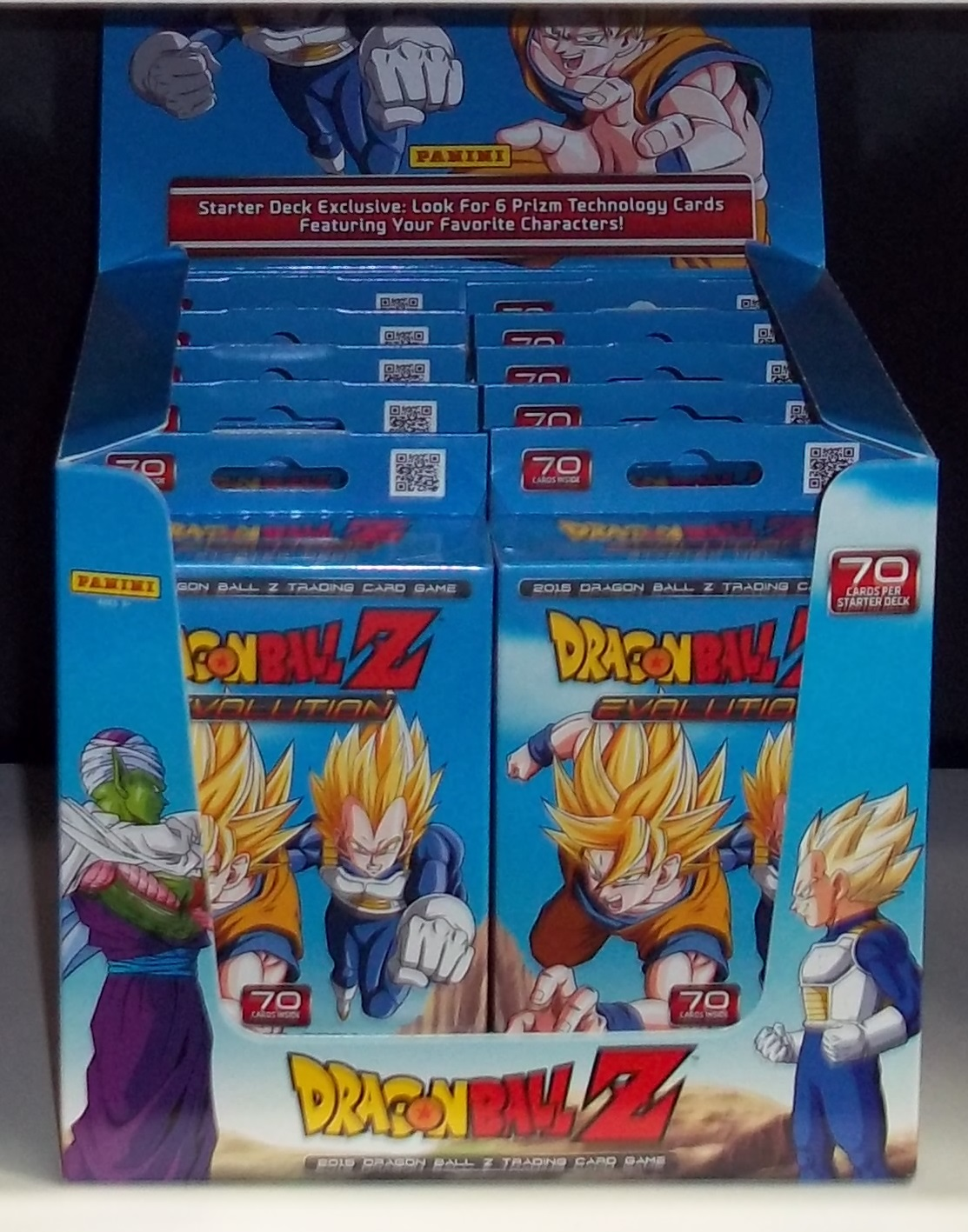 Panini Deals The Cards At Toy Fair What Cha Reading