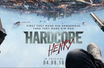 Boter - BRS - Hardcore Henry - Poster