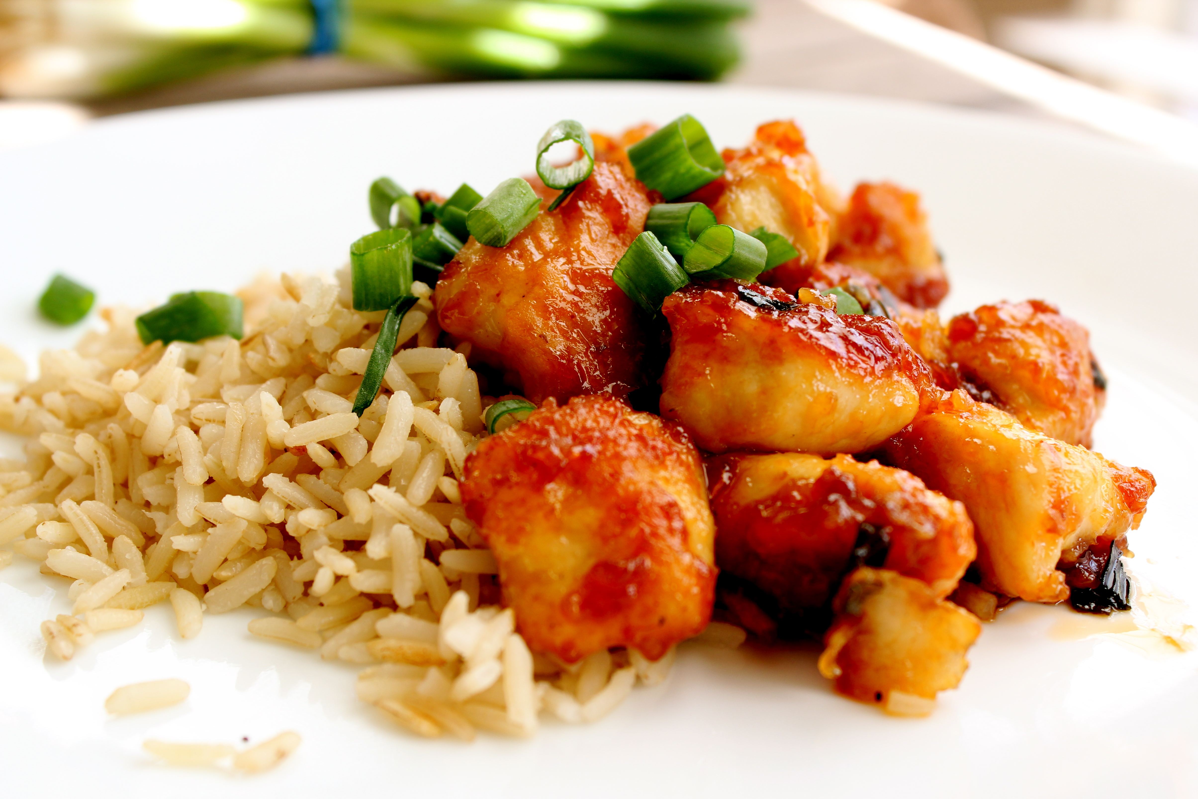 General tso 39 s chicken what jew wanna eat for Substitute for fish food
