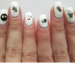 Frogs On Your Nails? Midrash Manicures Ten Plagues Giveaway!