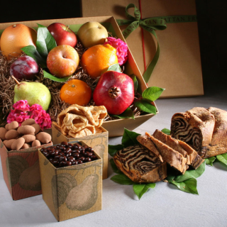 Rosh Hashanah Giveaway with Manhattan Fruitier!