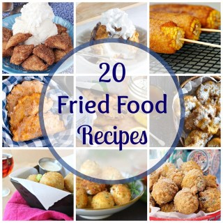 20 Deep Fried Recipes (For Hanukkah!)