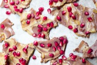 Chocolate Tahini Bark