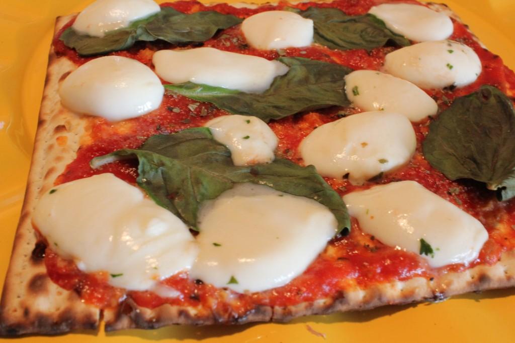 matzah pizza