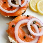Homemade Lox