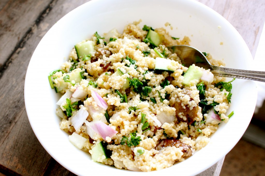 Jerusalem Artichoke Salad 1