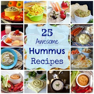 25 Awesome Hummus Recipes