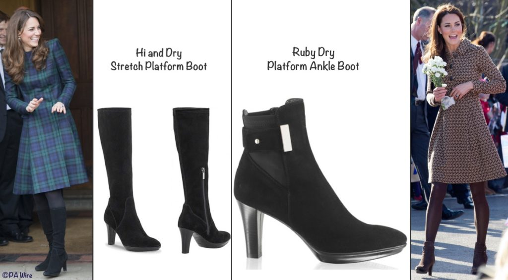 Kate Middleton39s Favorite Shoes Boots