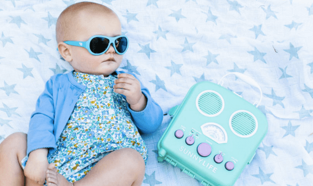 """5 Stylish and Safe Baby <span class=""""amp"""">&</span> Toddler Sunglasses for Your BurgeoningHipster"""