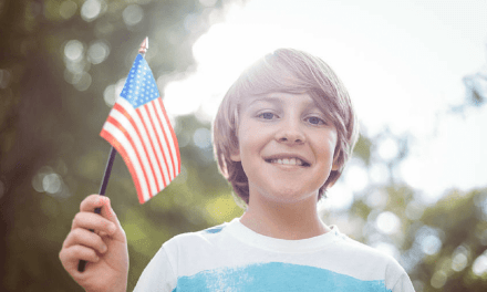 Stylish Red, White and Blue Fashion Your Kids' Can Wear On (And After) The 4th OfJuly.