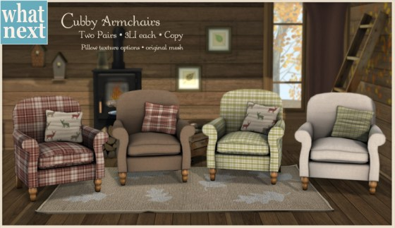 {what next} Cubby Armchairs for Fifty Linden Friday small