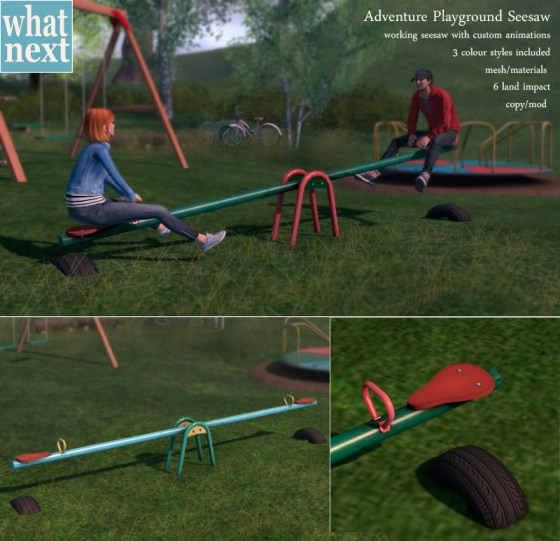 {what next} Adventure Playground Seesaw_small
