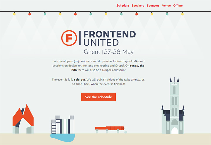 Conference  Event Websites Best Design Practices To Encourage