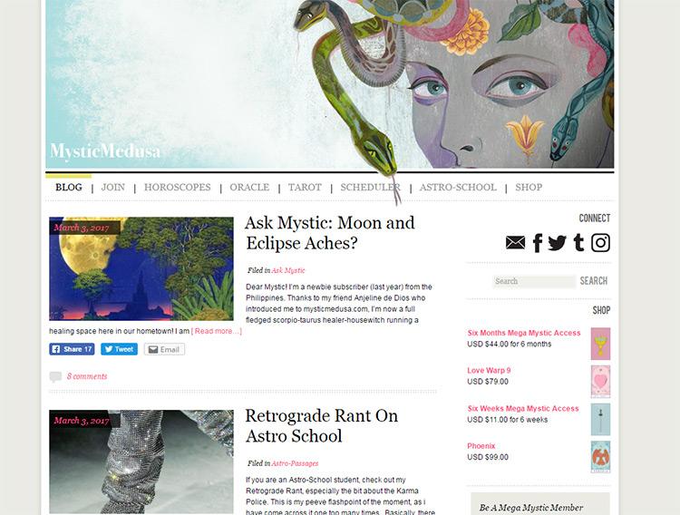 best astrology sites - Ecosia