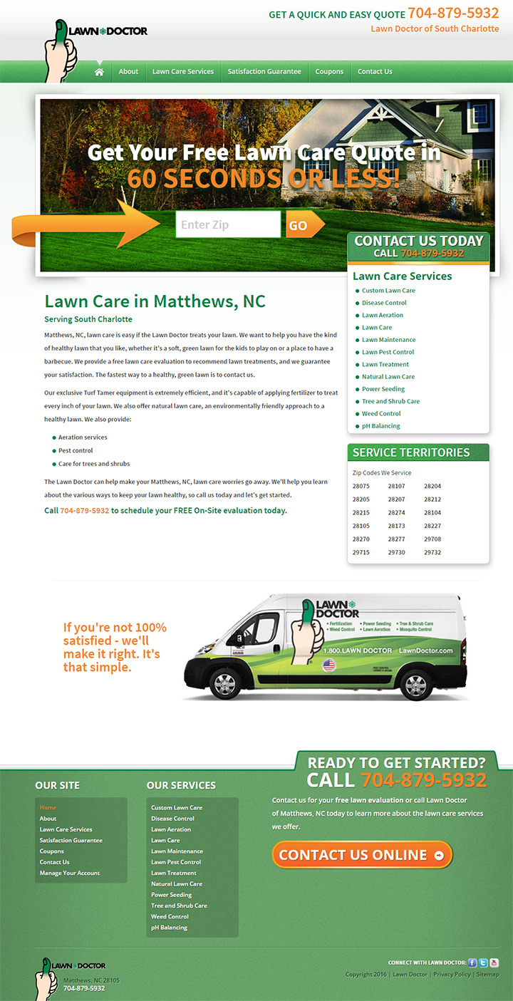 Large Of Lawn Doctor Reviews