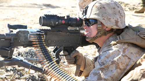 Marine Corps Weapon Systems M240