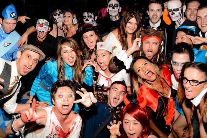Egyptian Theatre Halloween Events